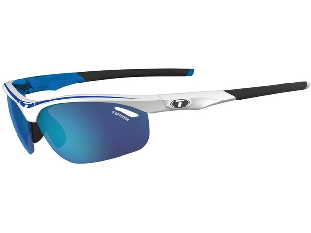 Tifosi Veloce Glasses race blue - clarion blue/AC red/clear